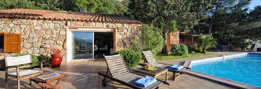 Location maison a l annee en corse ventana blog - Location villa avec piscine en corse ...